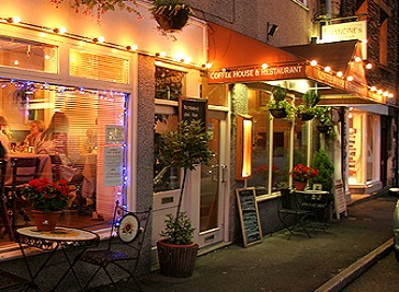 Francine's restaurant