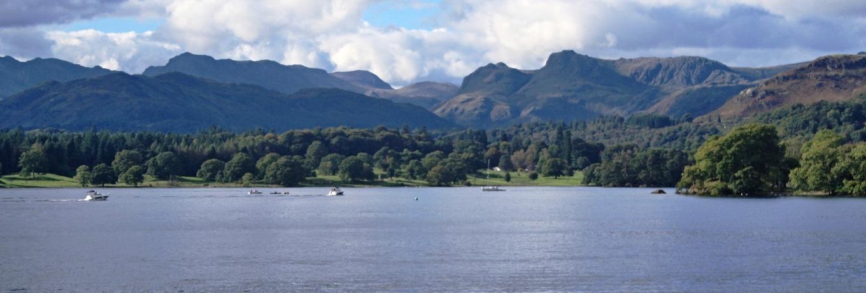 Cumbria Windermere Lake