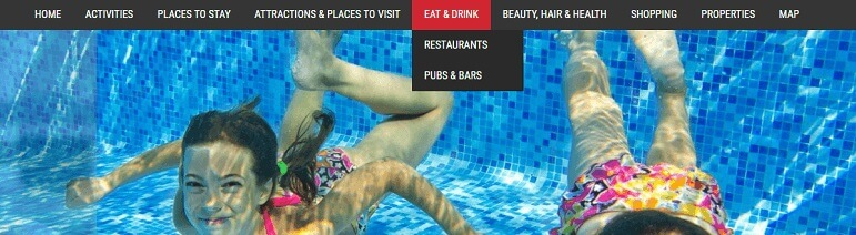 Drop Down menus Advertise with us What's on in The Lake District